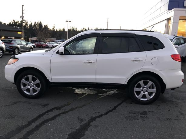 2009 Hyundai Santa Fe Limited 3.3L