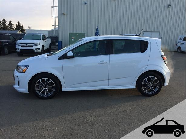 2018 Chevrolet Sonic *Command Start, Fog Lights*