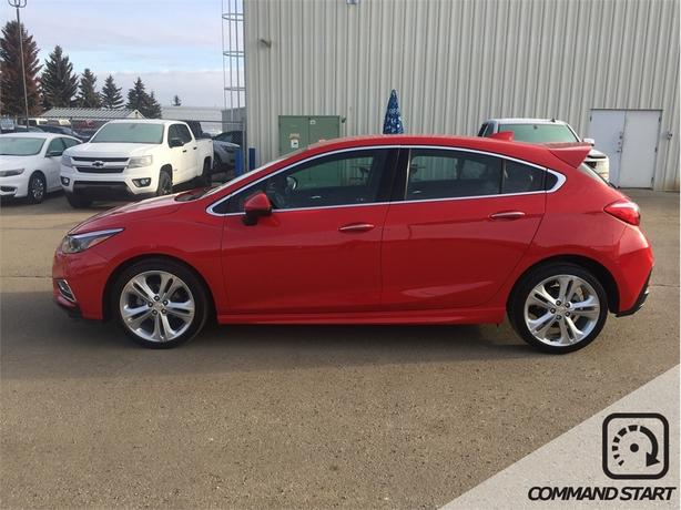 2018 Chevrolet Cruze *Command Start, Blue Tooth*