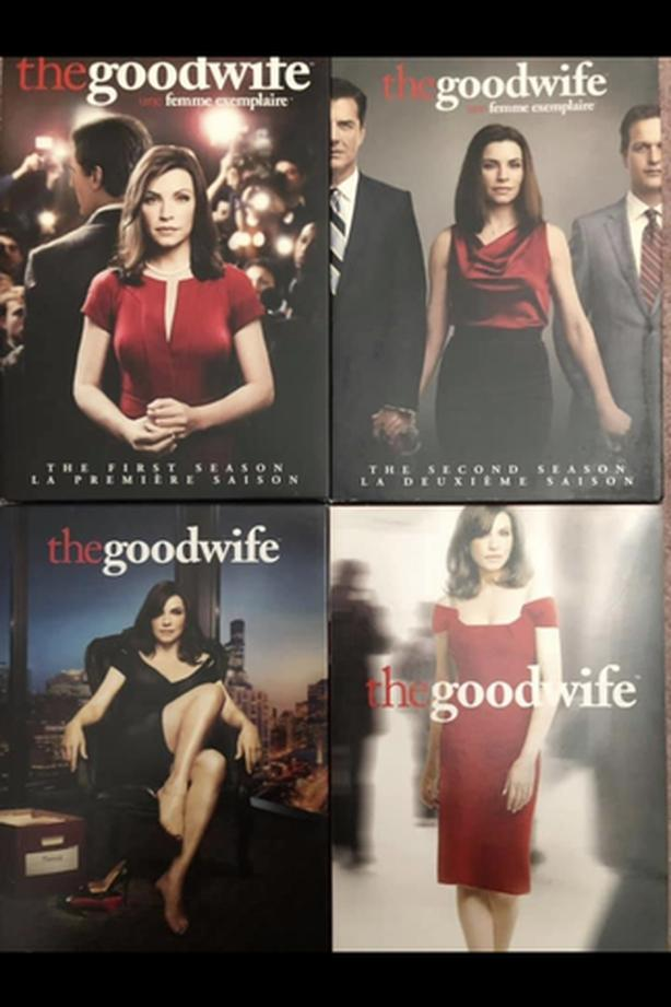 The Good Wide Seasons 1-4