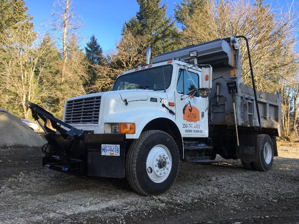 Gravel, Mulch, And Topsoil Deliveries
