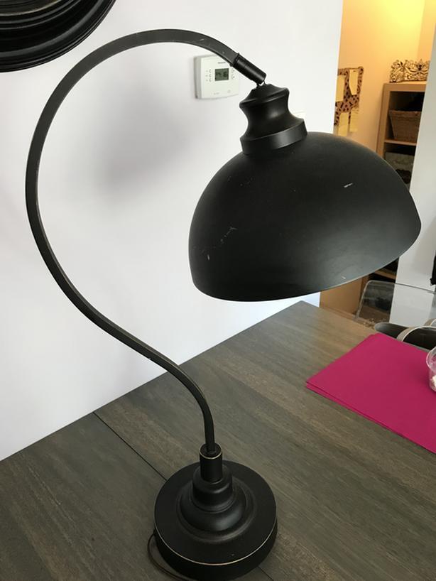 Art Nouveau Style lamp