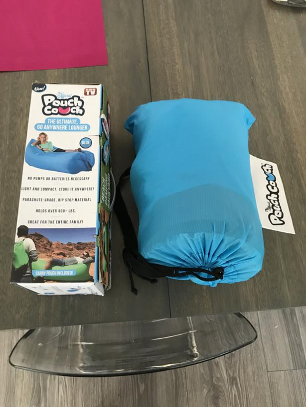 Air-inflating couch