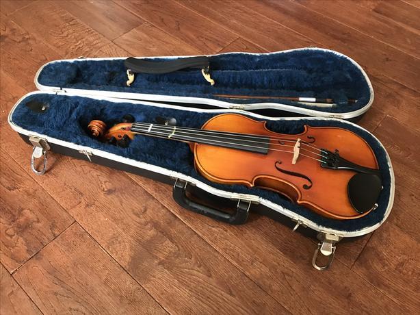 Suzuki Violin 1/2 size