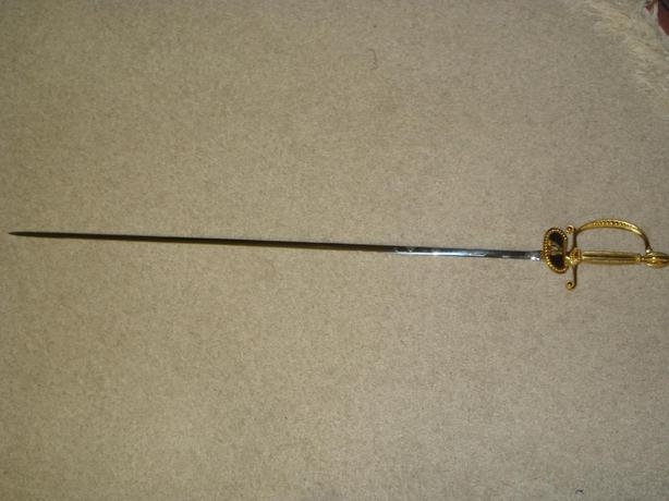 WANTED: RCMP Sword