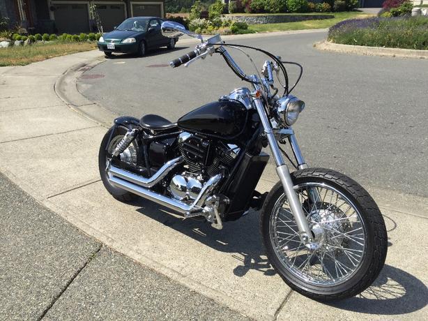  Log In needed $4,200 · 2006 Honda Shadow Bobber