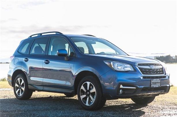 2018 Subaru Forester Touring