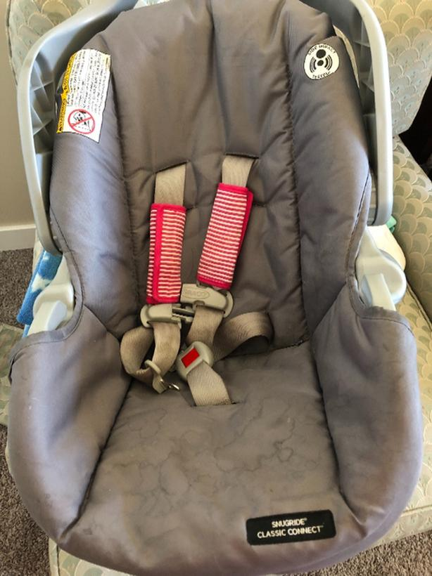 car seat and bases