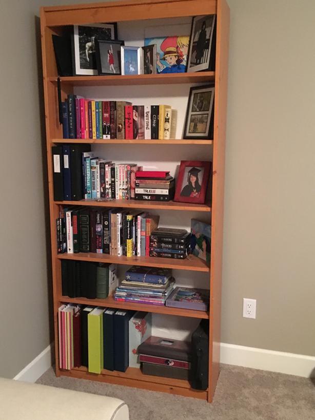 Bookcase, ikea