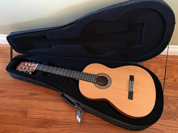 Yamaha CG101-MS Classical Guitar