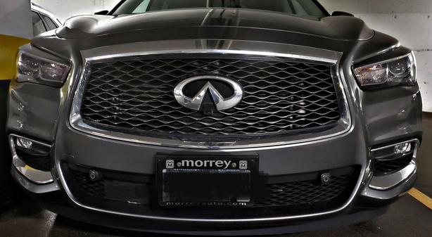 Infinity QX60 fully loaded lease takeover