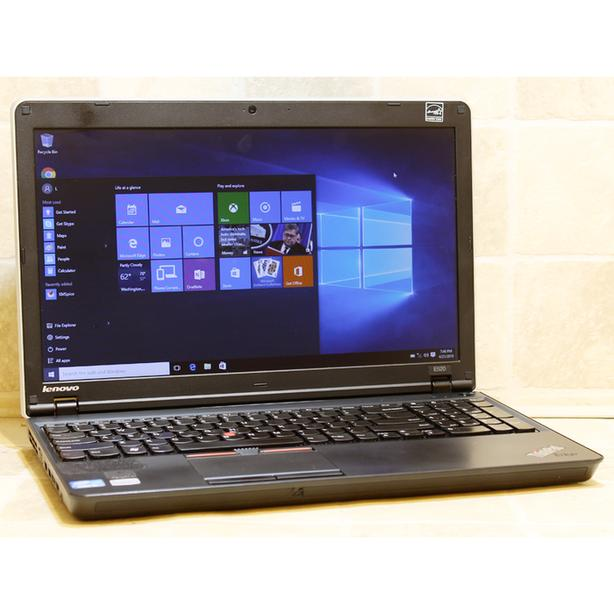 Lenovo E520 Laptop i5 Webcam 4GB RAM 250GB DVDRW WiFi HDMI 15 6""