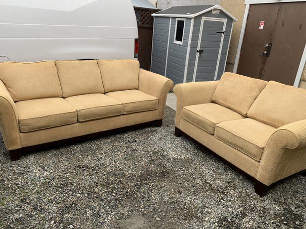  Log In needed $650 · Traditional lazy boy sofa set