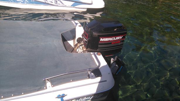 Malibu 16 2 bowrider 175 mercury outboard Port Alberni