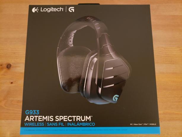Logitech G933 Artemis Spectrum Outside Metro Vancouver