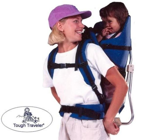 Child-Carrying Hiking Backpack