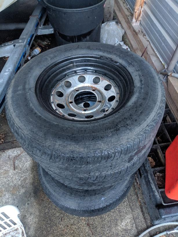 Ford F150 Bolt Pattern >> Rims And Tires Outside Victoria Victoria