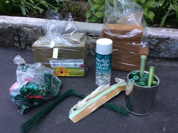 FREE: florist supplies