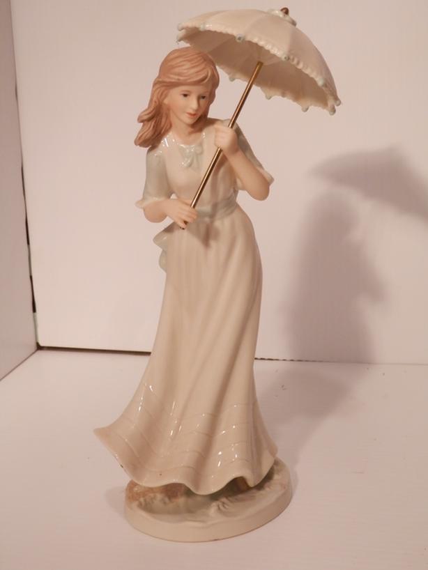 Mariannes Porcelain Figurine