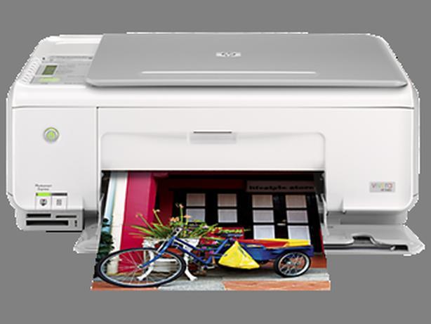 35   HP Photosmart C3100 series All-in-One Printer, Scanner