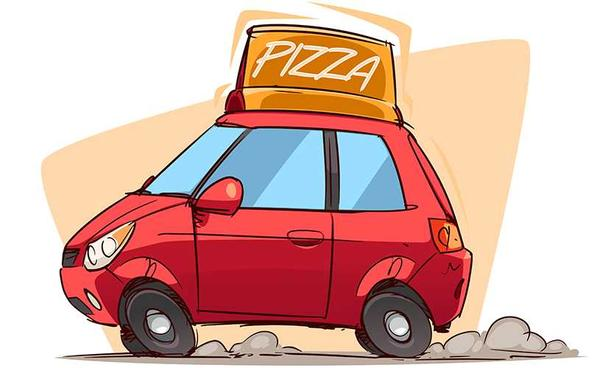 123 Pizza Delivery Driver Needed