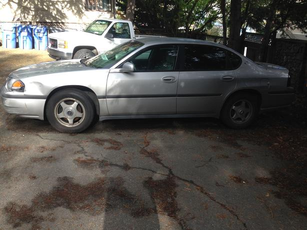 2005 Chevy Impala NEED TO GO BY MONTH END
