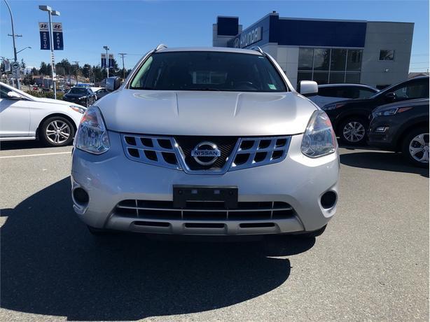 2013 Nissan Rogue Bluetooth, Air conditioning, Parking sensors