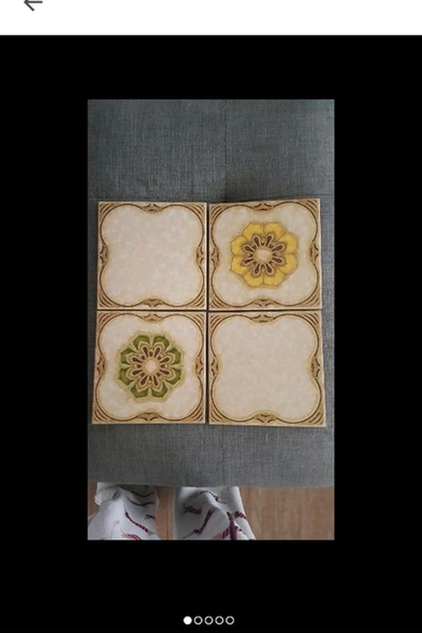 4 8x8 tiles