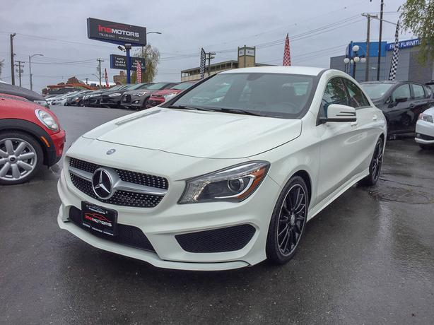 2014 Mercedes-Benz CLA 250 - LOCAL BC SEDAN - NO ACCIDENTS!