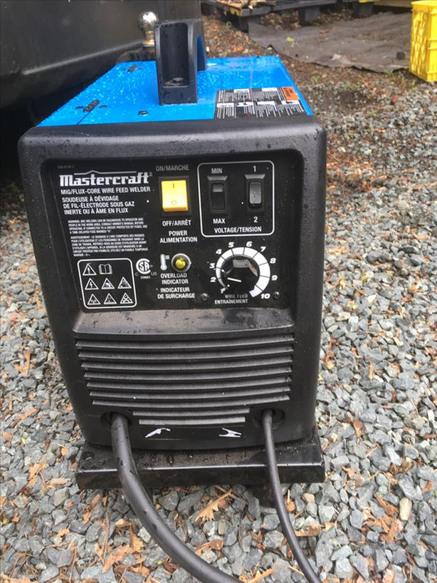 new 110 volt mig price drop from 400