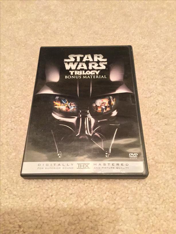 Star Wars - Bonus Material