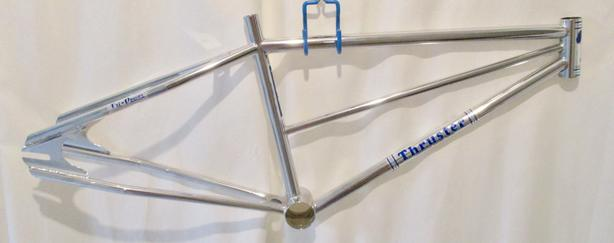 nos thruster tri power by speed unlimited oldschool bmx pro cruiser hutch