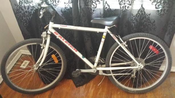 REWARD for return of this Stolen bike