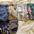 Lot Size 5 Boys Clothing