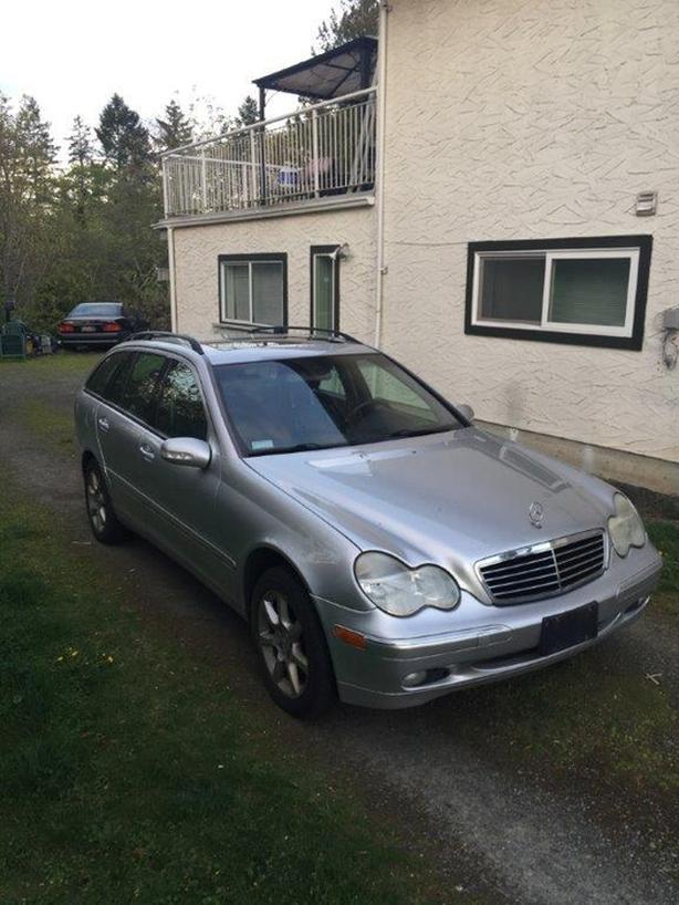 2002 Mercedes C320 wagon