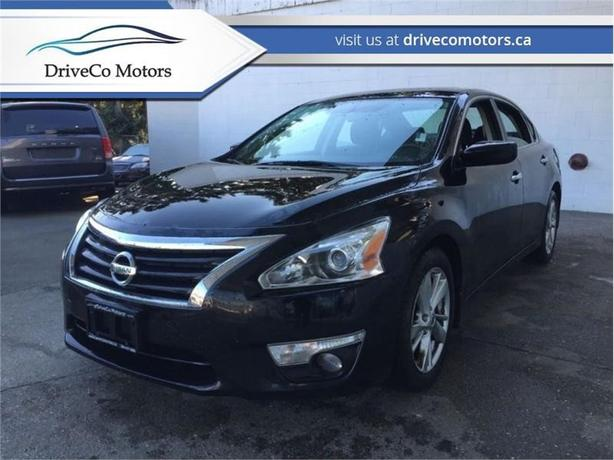 2015 Nissan Altima 2.5 SV We finance everybody