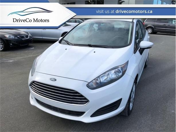 2016 Ford Fiesta SE Sedan Four in stock we ship BC wide bad credit no problem
