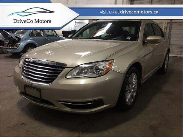 2014 Chrysler 200 LX  -  Power Windows - Low Mileage