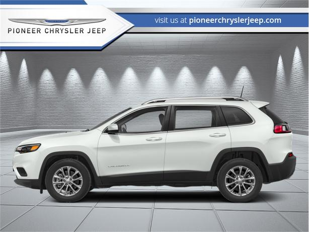 2019 Jeep Cherokee Limited  -Sunroof -Leather