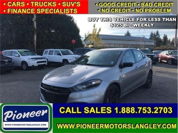 2014 Dodge Dart SXT  - Bluetooth - $106.13 B/W