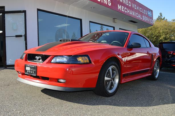 2003 Ford Mustang Mach 1 - ONE OWNER / FULL SERVICE HISTORY / 27K