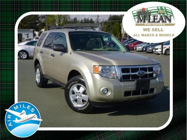 2011 Ford Escape XLT Sunroof Leather Heated Seats