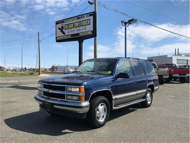 4 965 1999 Chevrolet Tahoe Lt