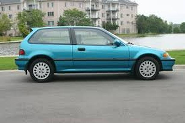WANTED: 1990-91 Honda Civic Hatchback
