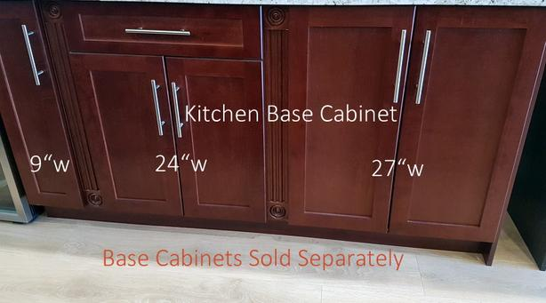 Display Kitchen Cabinets For Sale West Shore Langford Colwood