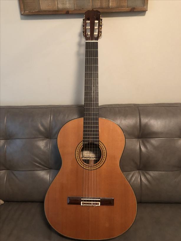 Vintage Ryoji Matsuoka M50 Classical Guitar [PRICE DROP!]