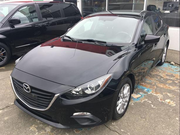 2014 Mazda Mazda3 GS AT 4-Door