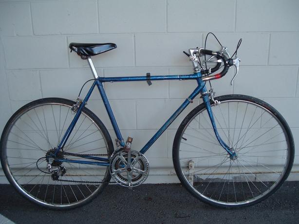 vintage Bridgestone road bike