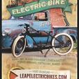 Vintage Styled Electric Bicycle