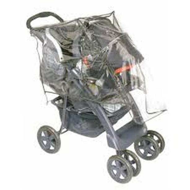 *NEW IN PACKAGE* Graco Travel System & Stroller Rain Cover